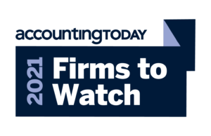 Accounting Today Firms to Watch 2021