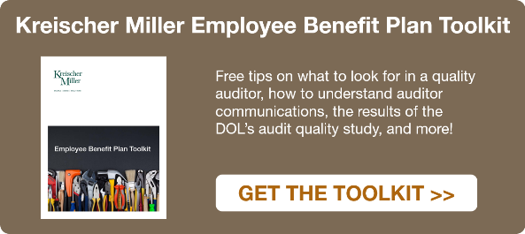Employee Benefit Plan Toolkit